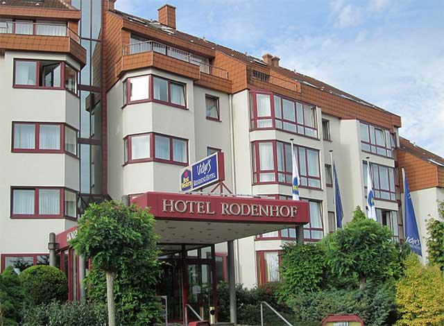 Western Hotel Saarbrucken