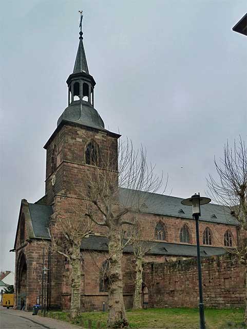 St Arnual